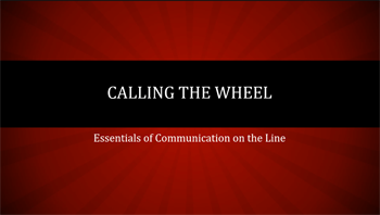 Calling the Wheel - Expeditor