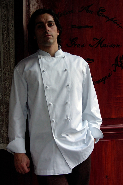 Chef Coat Giveaway #2 jpg
