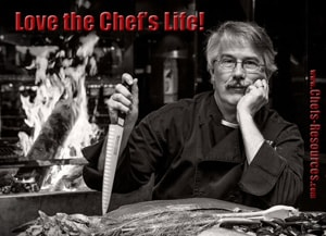 Managing Sales Mix - the Chef's Life