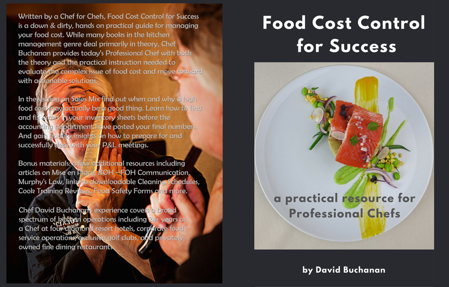 Restaurant Kitchen Management Forms food cost control for restaurants and hotels - chefs resources