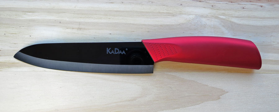 KaDaa Ceramic Knife Review