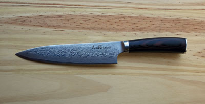 LauKingdom Chefs Knife Review