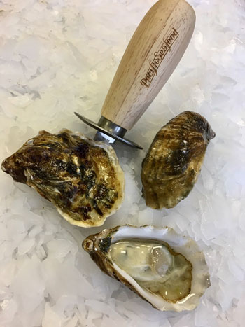 Mad King Oysters