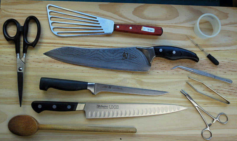 My Favorite Chef Toys
