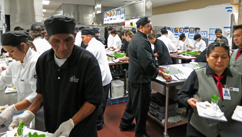 Restaurant Kitchen Management stress management for professional chefs - chefs resources