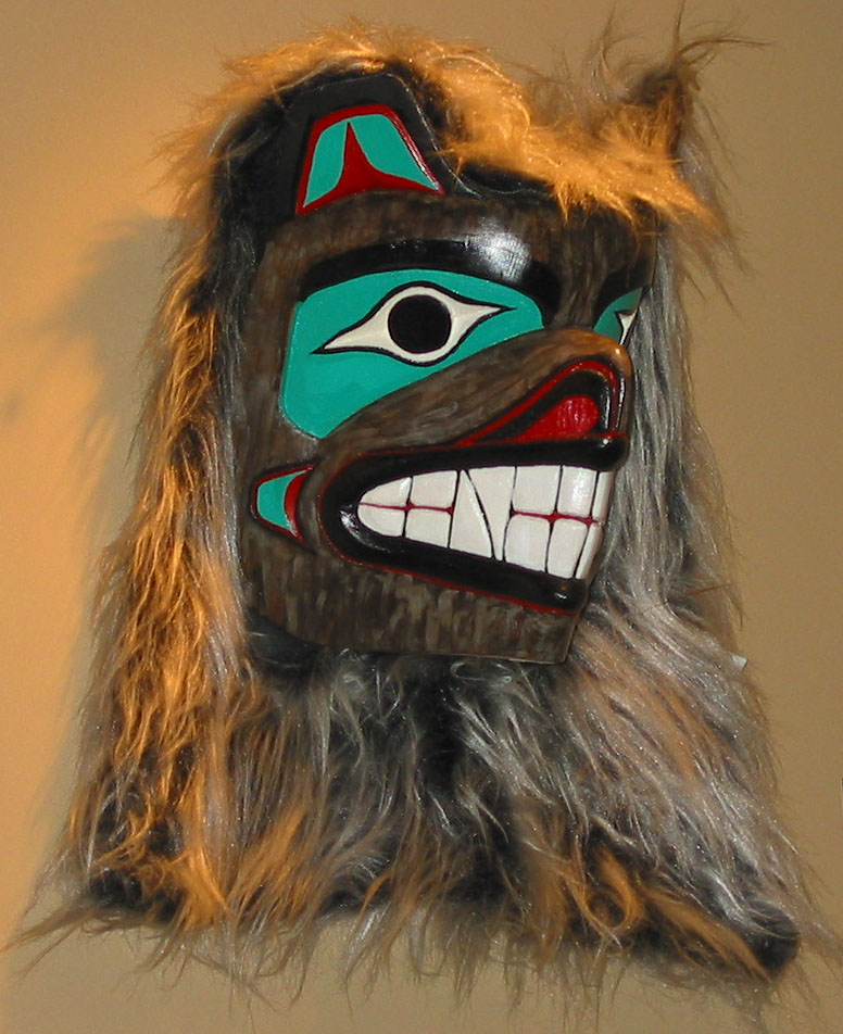 Tulalip Tribal Mask jpg