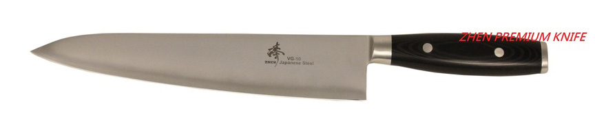 Zhen Premium C6 Chef Knife jpg